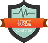 Activity Tracker Ribbon
