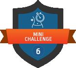 Mini Challenge 6