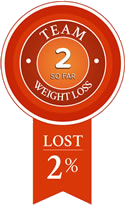 Team 2% Weight Loss