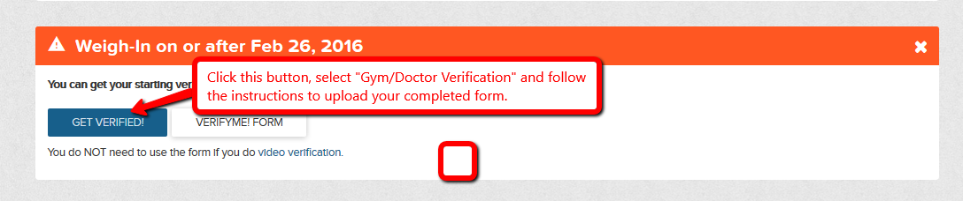 Get Verified 2